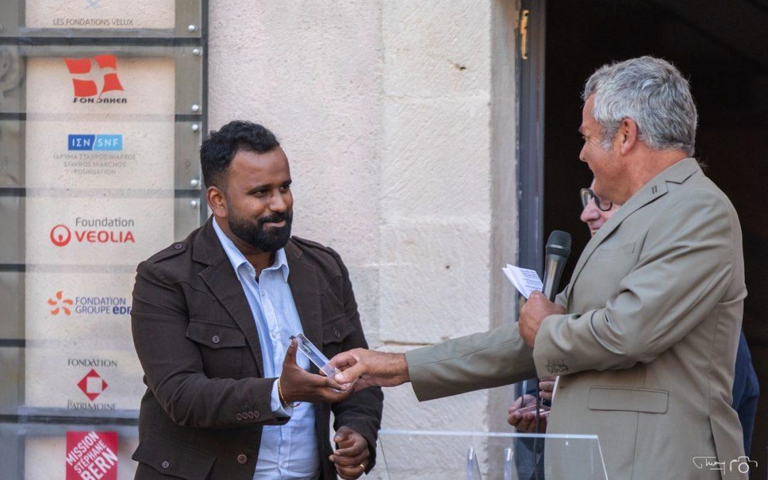 Le Prix One Daher 2021 attribué à un collaborateur de Daher