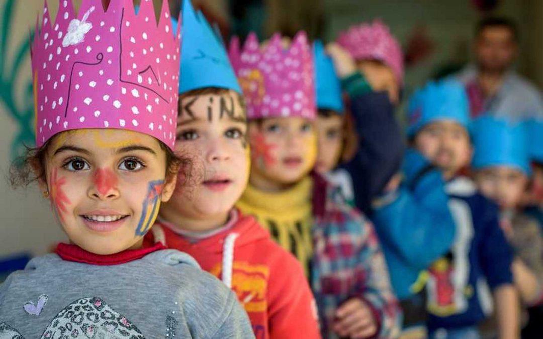 Fondaher participe au rééquipement des écoles à Beyrouth